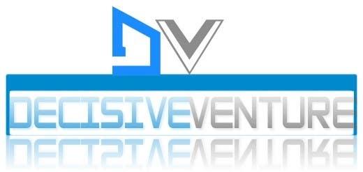 Bài tham dự cuộc thi #                                        351                                      cho                                         Logo Design for Decisive Venture