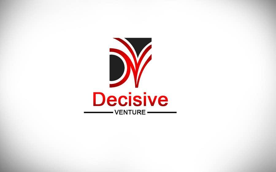 Bài tham dự cuộc thi #                                        278                                      cho                                         Logo Design for Decisive Venture
