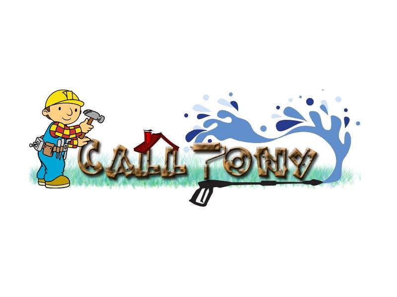 Kilpailutyö #61 kilpailussa Design a Logo, Flyer and Banner for Call Tony