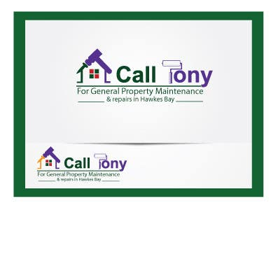 Kilpailutyö #66 kilpailussa Design a Logo, Flyer and Banner for Call Tony