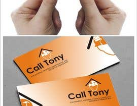 #85 for Design a Logo, Flyer and Banner for Call Tony by indraDhe