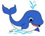 Contest Entry #37 for whale kids caricature design