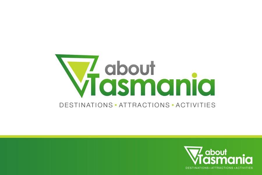Kilpailutyö #9 kilpailussa Logo Design for About Tasmania
