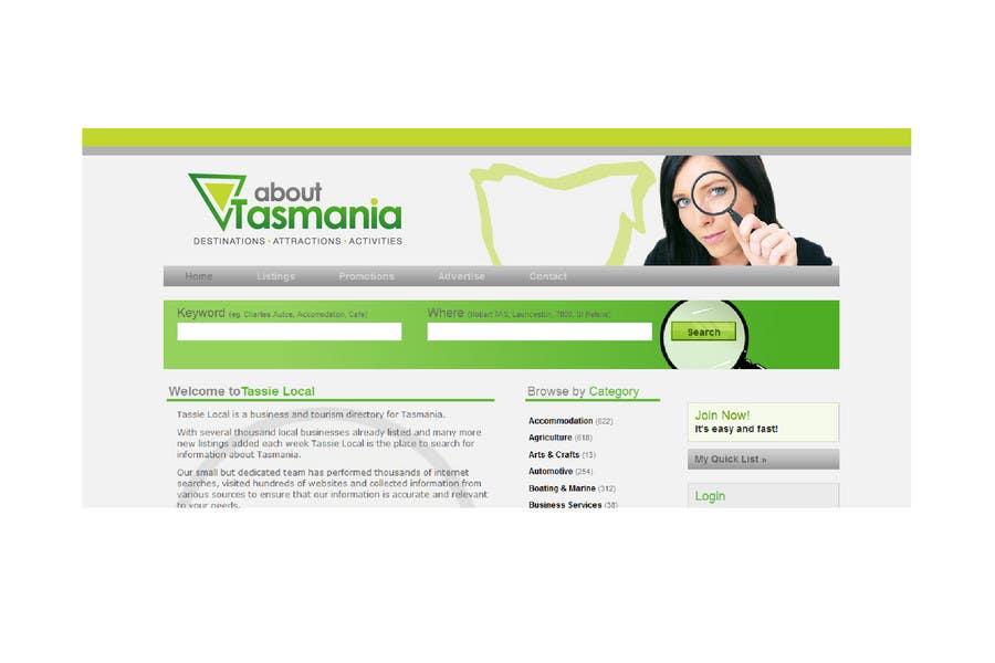 Proposition n°10 du concours Logo Design for About Tasmania