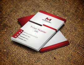 #7 untuk Design some Business Cards for Mathster.com oleh IllusionG