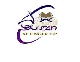#19 para Design a Logo for Quran at Fingertip por machine4arts