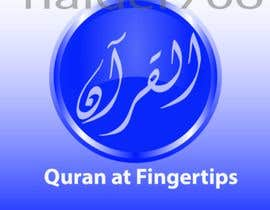 #6 para Design a Logo for Quran at Fingertip por haider706