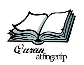 #29 para Design a Logo for Quran at Fingertip por Pietromnt