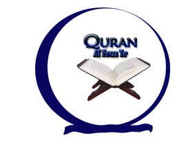 #58 para Design a Logo for Quran at Fingertip por amjidkhan33