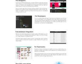 smartyogeeraj tarafından Redesign a Landing Page için no 3