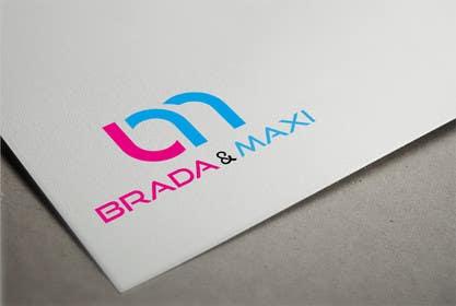 #407 for Design a Logo for BRADA & MAXI Brand by pvcomp