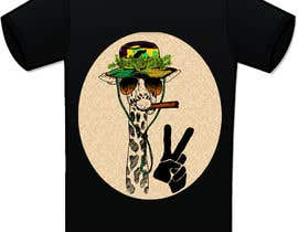 vassilena8 tarafından Design funny animal t-shirt için no 4