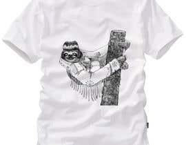 tahayacine tarafından Design funny animal t-shirt için no 1