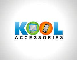 shobbypillai tarafından Design a Logo for Kool Accessories or just Kool için no 73
