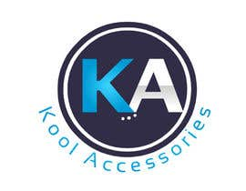 #33 untuk Design a Logo for Kool Accessories or just Kool oleh weaarthebest