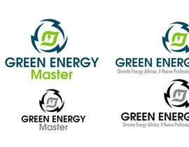 #73 for Disegnare un Logo for Green energy Master by TOPSIDE