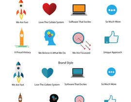 web6021 tarafından Design some Icons - Replace Static Icons on Website with Moving Graphics için no 20