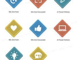 tamamanoj tarafından Design some Icons - Replace Static Icons on Website with Moving Graphics için no 21