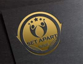 puphayath2016 tarafından Set Apart  Logo Design için no 48