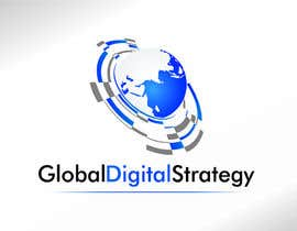 #119 para Design a Logo for Global Digital Strategy por simpleblast