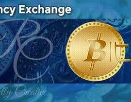 ReallyCreative tarafından Design a Facebook Cover for Cryptocurrency Exchange Website için no 25