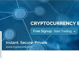 Ponchu tarafından Design a Facebook Cover for Cryptocurrency Exchange Website için no 13