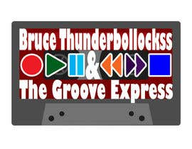 #6 cho Design a Logo for Bruce Thunderbollocks & The Groove Express bởi ralphkriss831