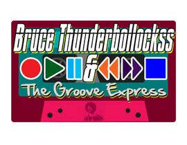#8 cho Design a Logo for Bruce Thunderbollocks & The Groove Express bởi ralphkriss831