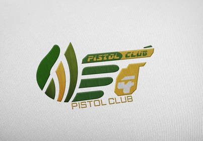 #59 for Design a Logo for a Pistol Club by crazenators