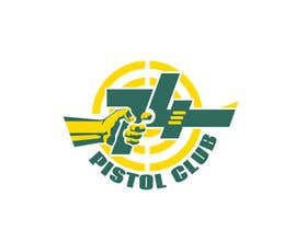 #47 for Design a Logo for a Pistol Club by mirceawork