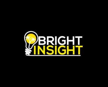 sonu2401 tarafından BrightInsight - Logo için no 49