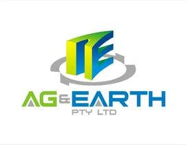 YONWORKS tarafından Design a Logo and Tagline for Ag and Earth Pty Ltd için no 220