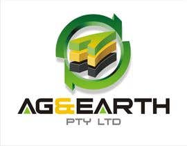 nº 241 pour Design a Logo and Tagline for Ag and Earth Pty Ltd par YONWORKS