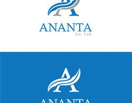 #133 for Design a Logo for Ananta Company by pkapil