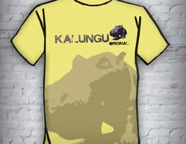 #40 for T-shirt Design for KALUNGU af JuriBianchi