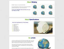 #21 for Design a webbsite tubby by gravitygraphics7
