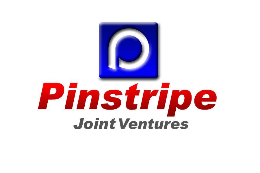 Inscrição nº 231 do Concurso para Logo Design for Pinstripe Joint Ventures
