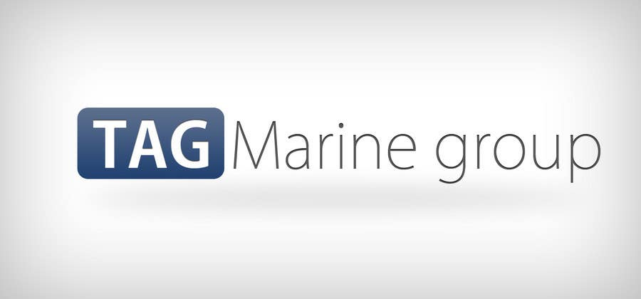 Konkurrenceindlæg #60 for Logo Design for TAG Marine group