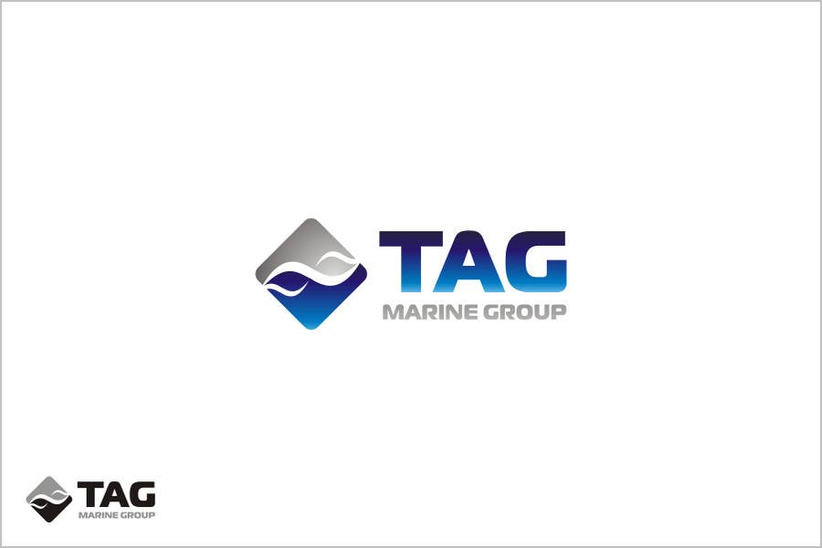 Konkurrenceindlæg #35 for Logo Design for TAG Marine group