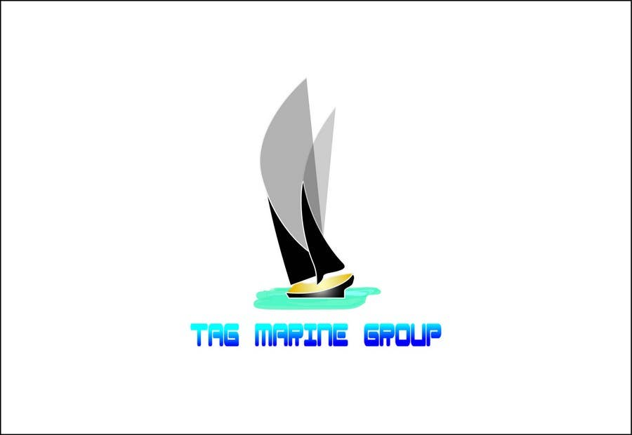 Konkurrenceindlæg #18 for Logo Design for TAG Marine group