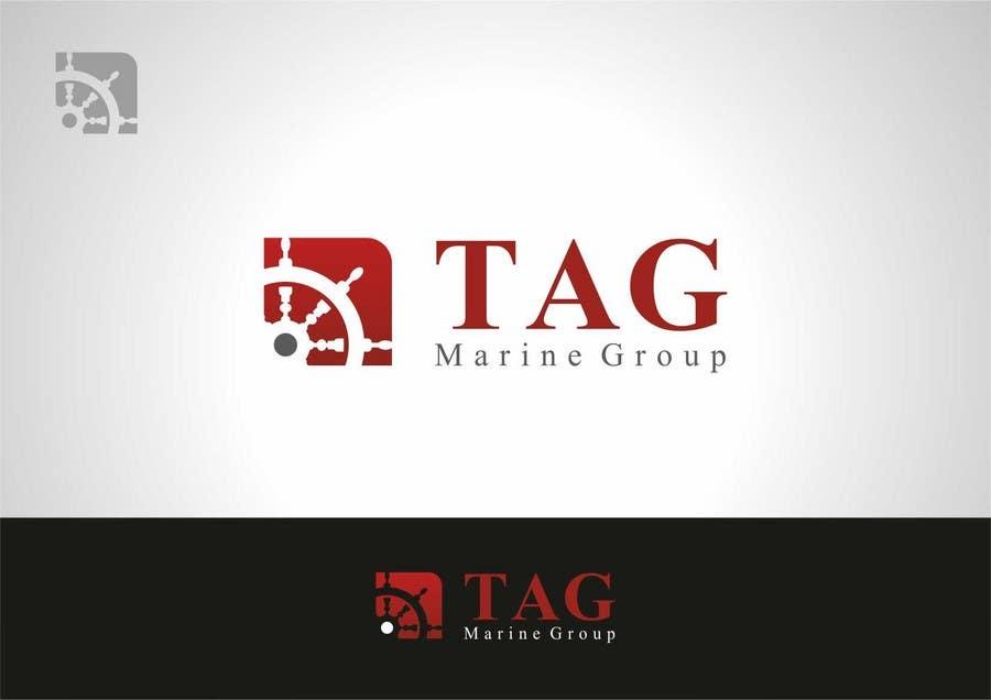 Konkurrenceindlæg #17 for Logo Design for TAG Marine group