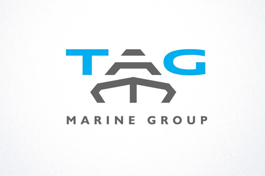 #88 for Logo Design for TAG Marine group by samsolo