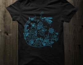 erwinubaldo87 tarafından Design a T-Shirt için no 32