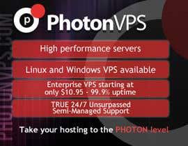 #8 for Banner Ad Design for PhotonVPS by wakkgladiator