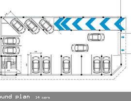 IsaacAbdalfatah tarafından Basment Parking Floor Plan Design için no 9