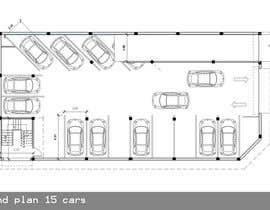 IsaacAbdalfatah tarafından Basment Parking Floor Plan Design için no 22