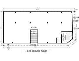 pramoteyula tarafından Basment Parking Floor Plan Design için no 16