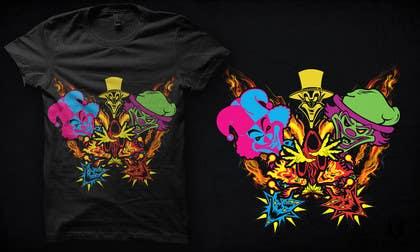 ultraspike tarafından Design a T-Shirt için no 12