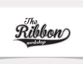 #88 untuk Design a Logo for Ribbon Workshop oleh rathar