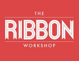 nº 15 pour Design a Logo for Ribbon Workshop par amcburnie